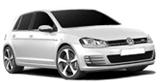 Golf / Golf R / GTI / GTE 7 / e-